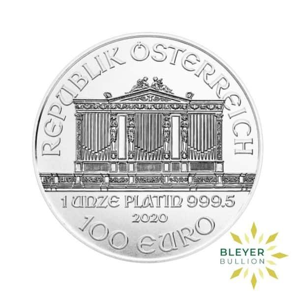 Bleyers Coins 1oz Silver Austrian Philharmoniker Coin 2020 2