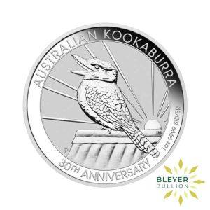 Bleyers Coin 1oz Silver Australian Kookaburra Coin 2020 1