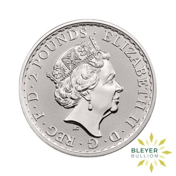 Bleyers Coin 1oz Silver UK The Royal Arms Coin 2020 2