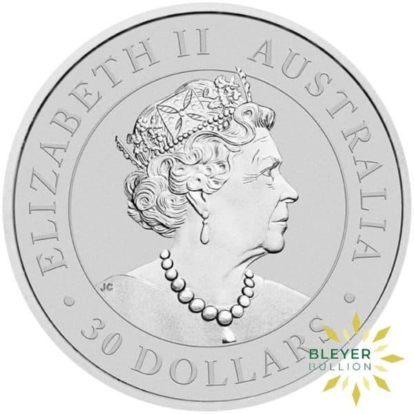 Bleyers Coins 1kg Silver Australian Koala Coin 2020 2