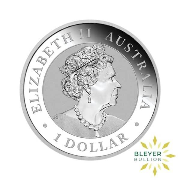 Bleyers Coins 1oz Silver Australian Koala coin 2020 2