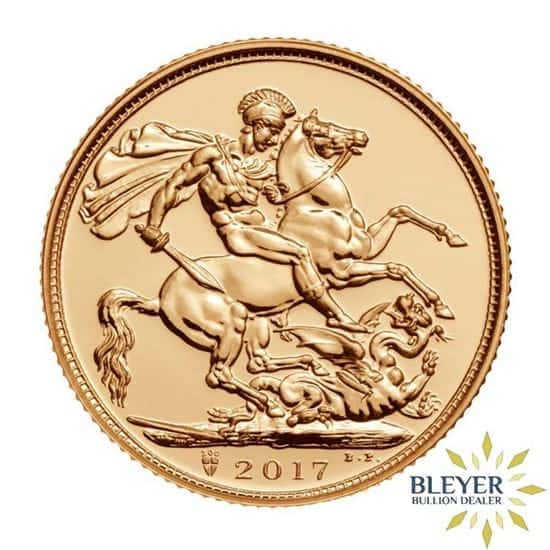 UK Gold Sovereign, 2017 (200th Anniversary)