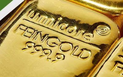 What's been happening to Gold recently?