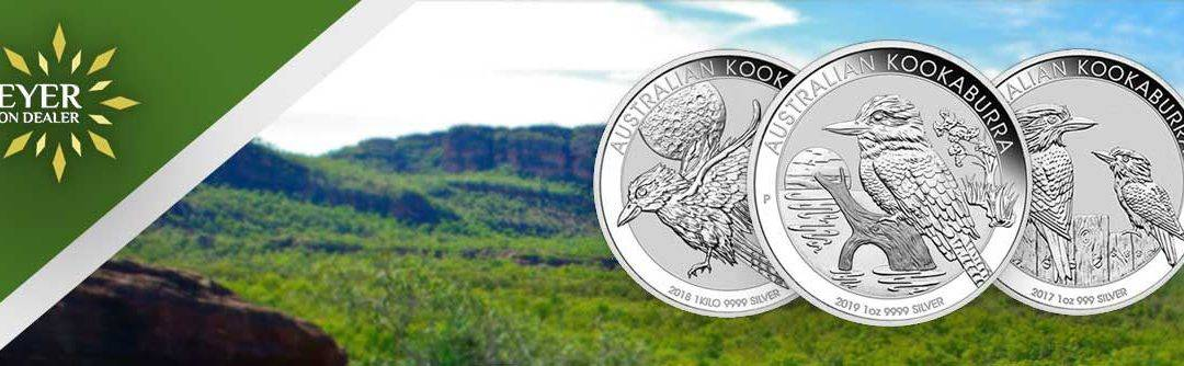 Series Spotlight – The Perth Mint's Silver Australian Kookaburra Coins