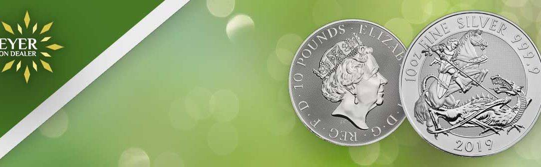 Coin Guide: The Royal Mint's Silver UK 'Valiant' Coin