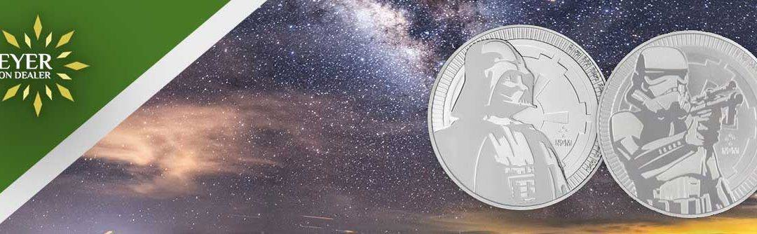Series Spotlight – The New Zealand Mint's Silver Star Wars Coins