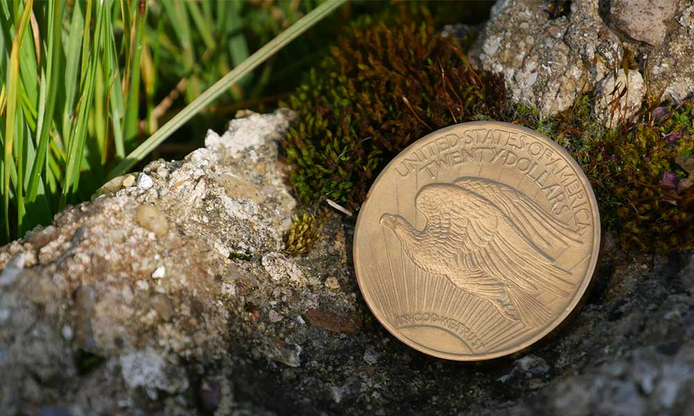 1oz Gold American Eagle Coin