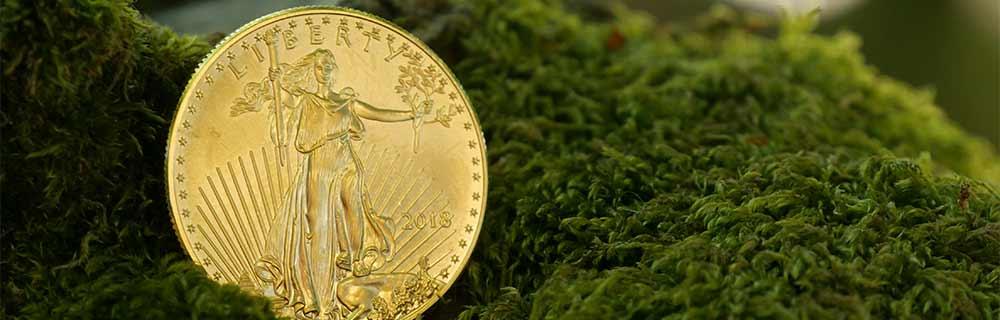1oz Gold American Eagle 2018 Coin