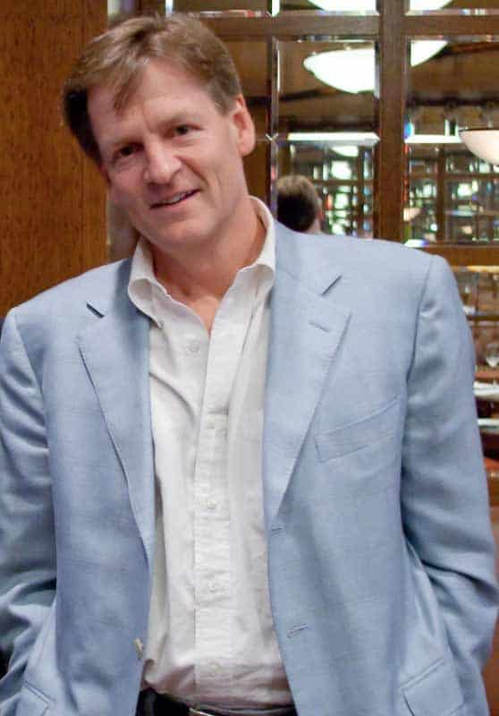 Investor Michael Lewis saw the 2008 collapse coming