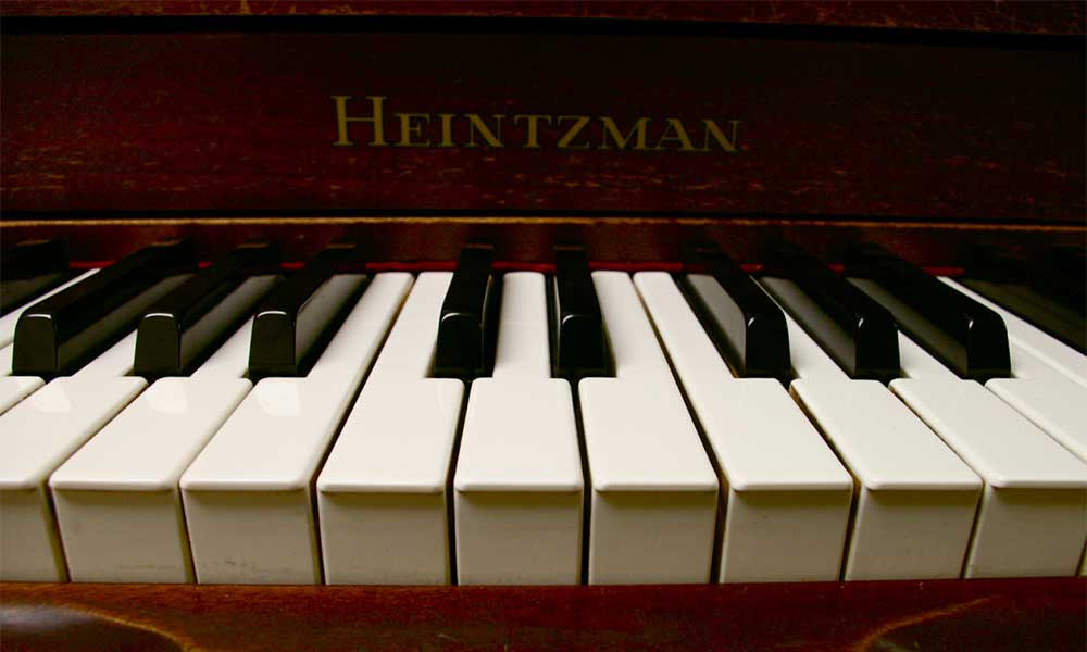 The Heintzman Crystal Piano