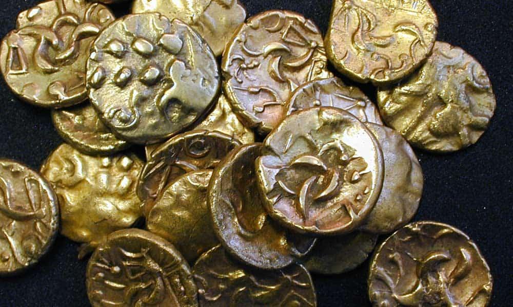 The Lost 1715 Fleet Gold