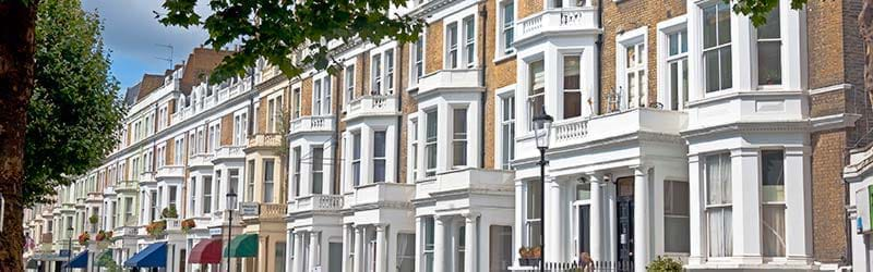 London Property Market Attached Houses