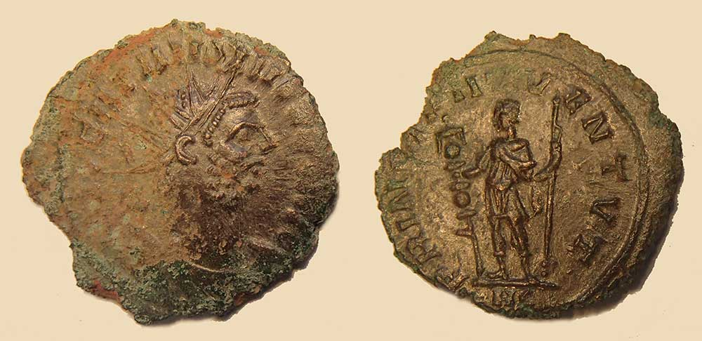 Leominster Hoard coin hoard discovered in the UK