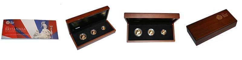 All rare Proof bullion coin sets available at Bleyer