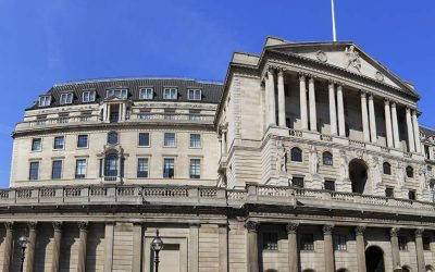 Inside The Bank Of England's Gold Vaults