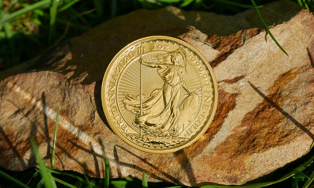 Coronavirus Investment Gold