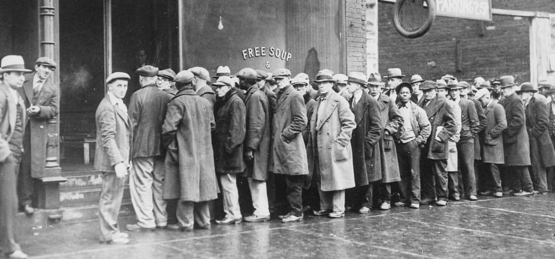 Coronavirus: Crash, Recession or New Great Depression?