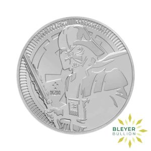 Bleyers Coin 1oz Darth Vader 2019 1