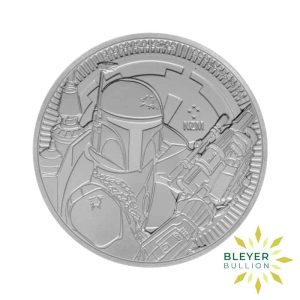 Bleyers Coin 1oz Boba Fett 2020 1