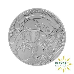 Bleyers Coin 1oz Boba Fett 2020 1