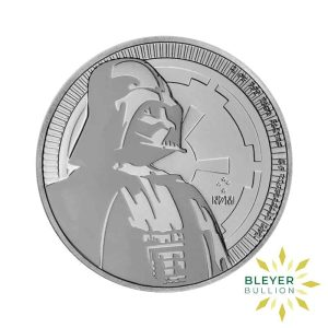 Bleyers Coin 1oz Darth Vader 2017 1