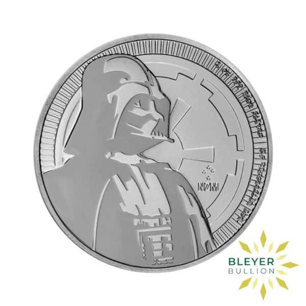 Bleyers Coin 1oz Darth Vader 2017 1