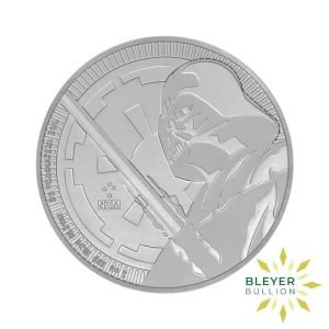 Bleyers Coin 1oz Darth Vader 2018 1