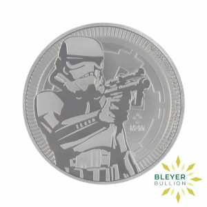 Bleyers Coin 1oz Stormtrooper 2018 1