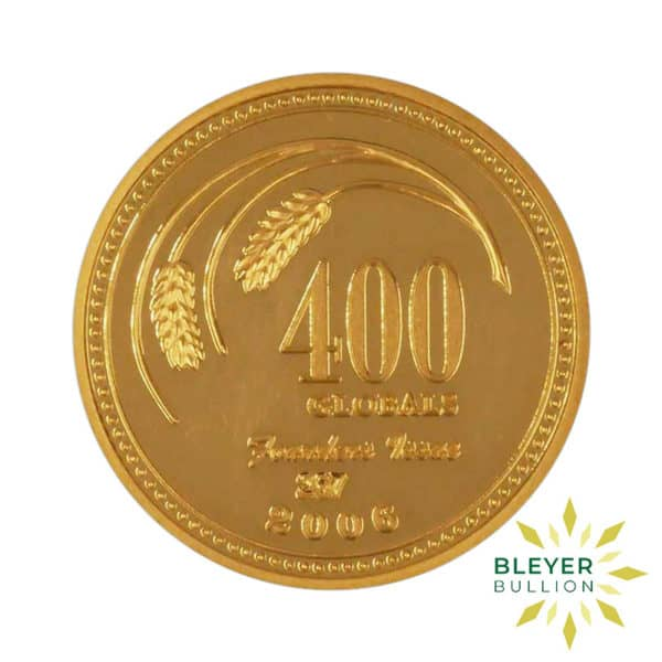 Bleyers Coin Pure Gold Rounds 2006 3