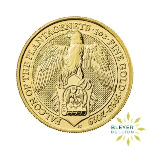 Bleyers Coin 1oz Gold Falcon 1
