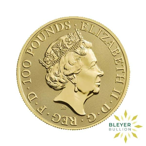 Bleyers Coin 1oz Gold Yale 2