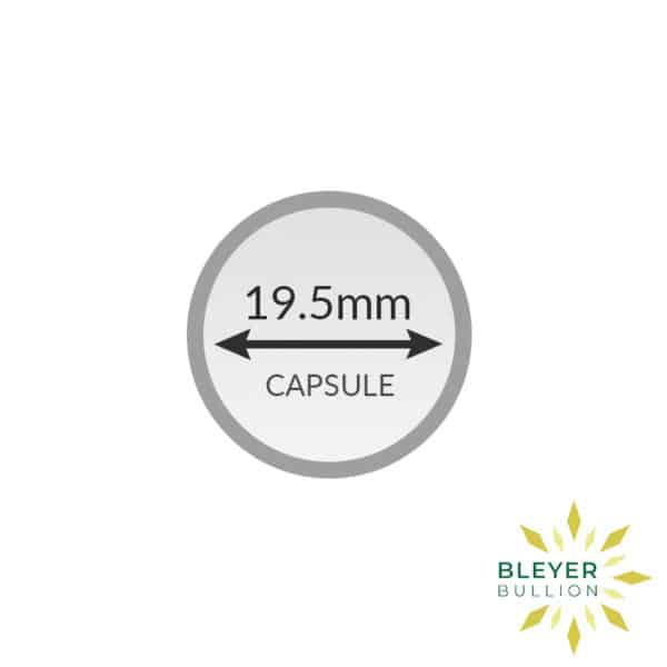 Bleyers Coin 19.5mm Capsule3