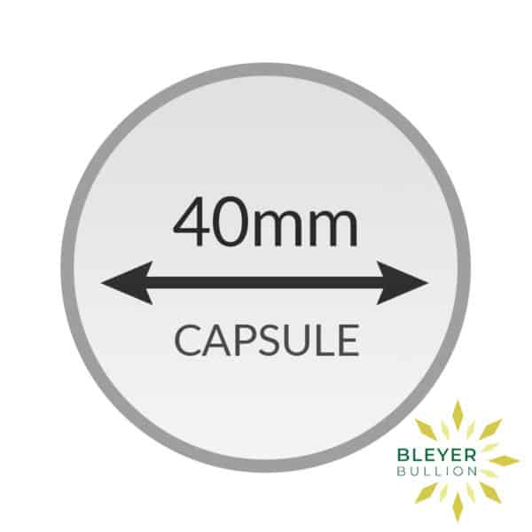 Bleyers Coin 40mm Capsule2