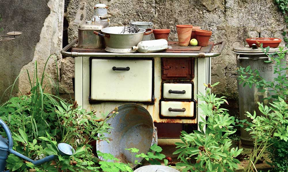 Keep your bullion secret and store it in disused furniture