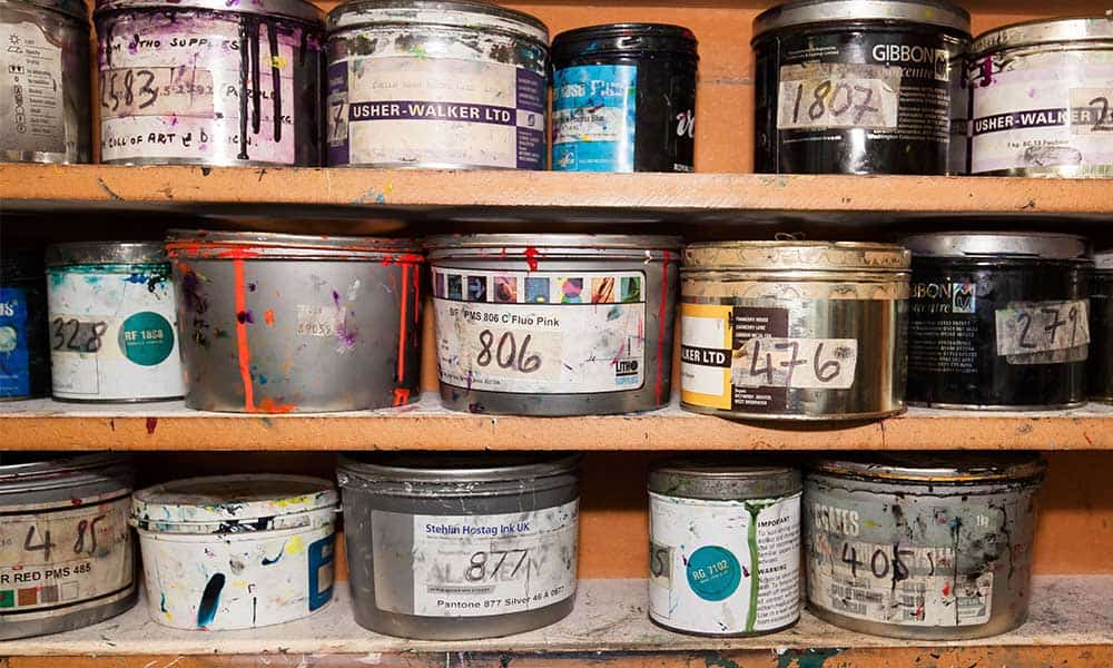 Keep your bullion secret and store it in a paint time