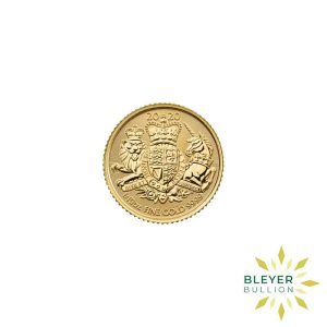 Bleyers Coin 1.10oz Royal Arms 2020