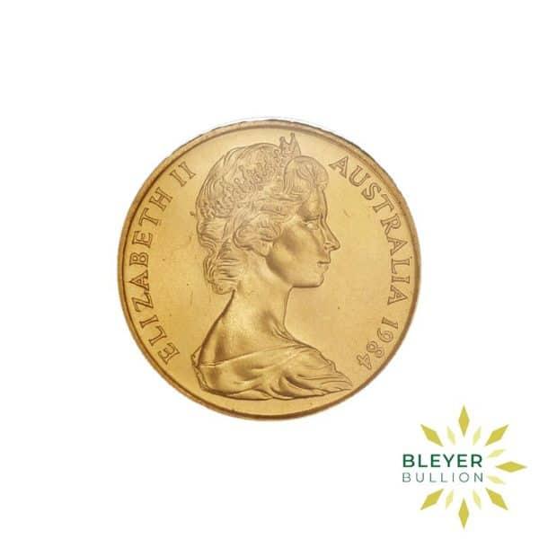 Bleyers Coins Australian 10g 200 Gold Koala 1984 3