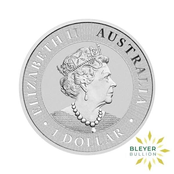 Bleyers Coin 1oz Silver Australian Kangaroo 2021 2