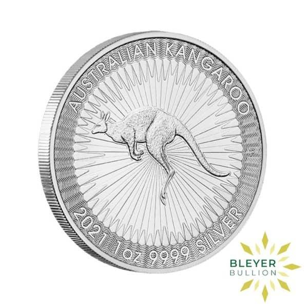 Bleyers Coin 1oz Silver Australian Kangaroo 2021 3