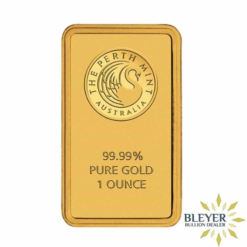 1oz Perth Mint Gold Bar