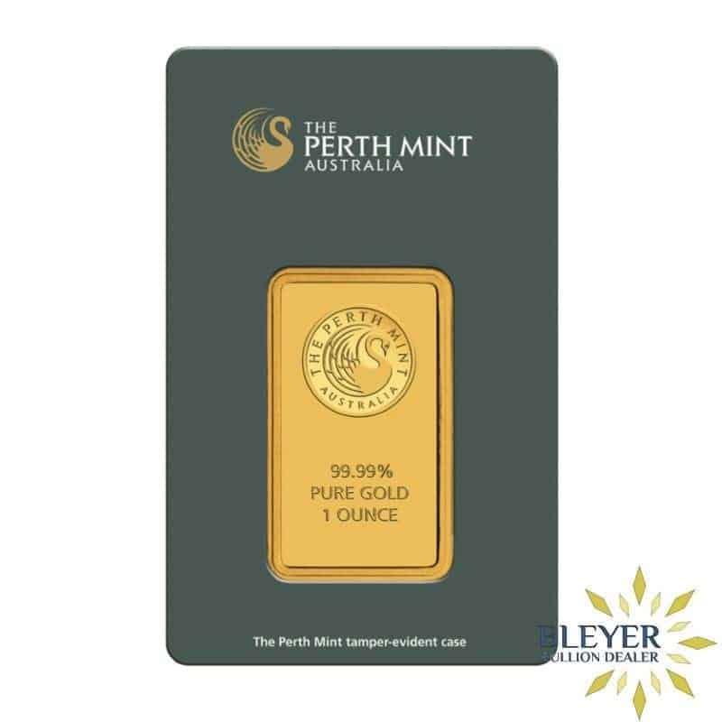 1oz Perth Mint Gold Bar