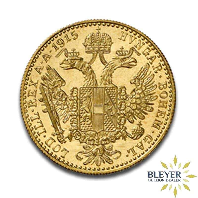 1 Ducat Austrian Gold Coin