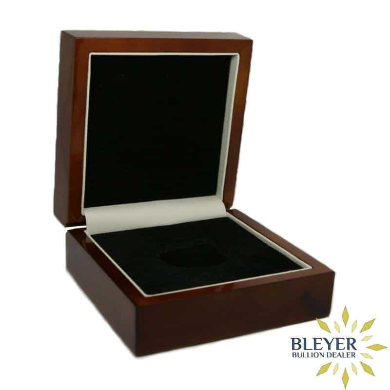 Wooden Presentation Box