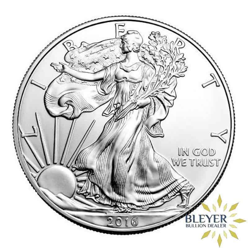 1oz Silver American Eagle Best Value