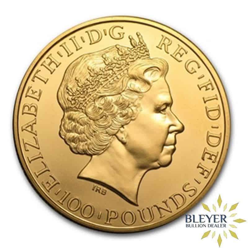 1oz Gold Britannia Coin Mixed Years (Pre-2013)
