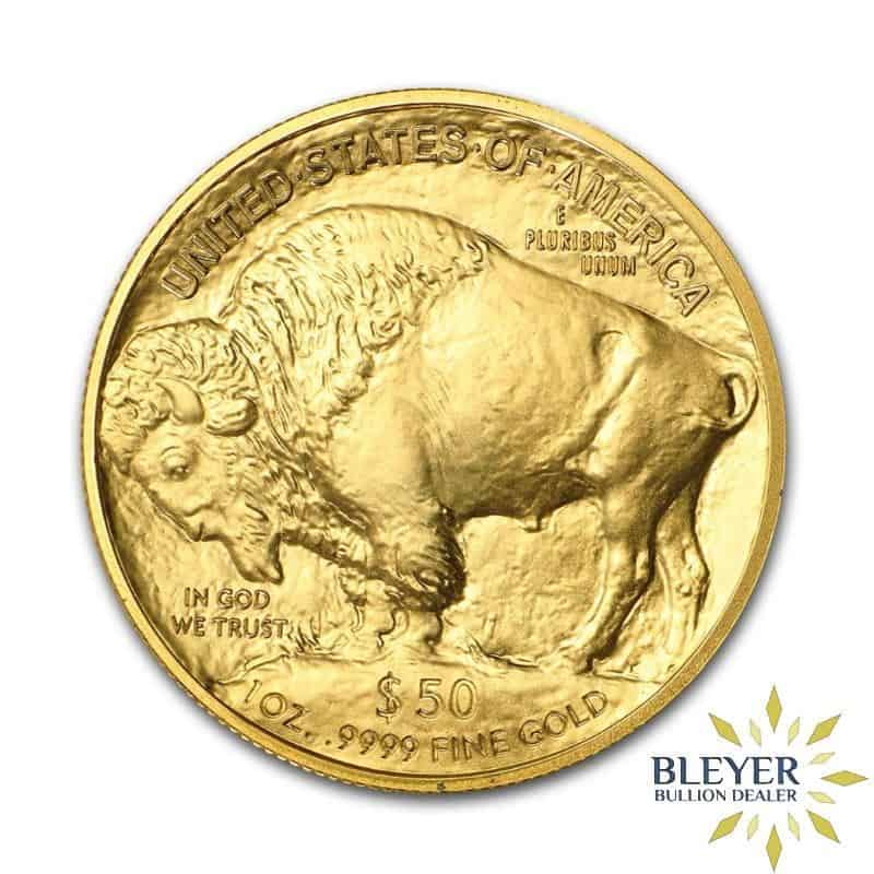 1oz Gold American Buffalo Coin