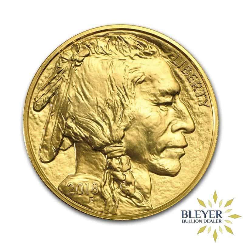 1oz Gold American Buffalo Coin