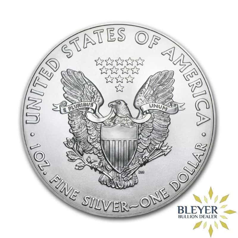 1oz Silver American Eagle, 2018