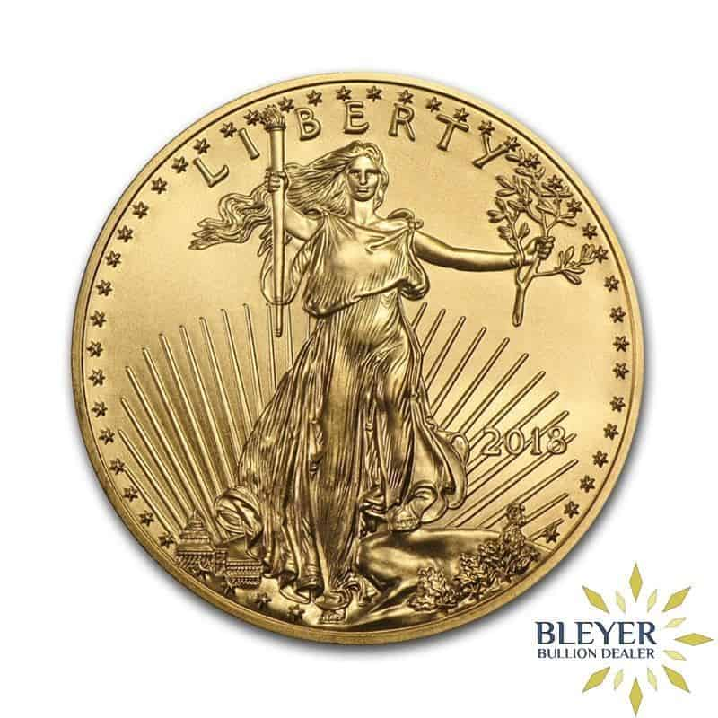 1/2oz Gold American Eagle Coin