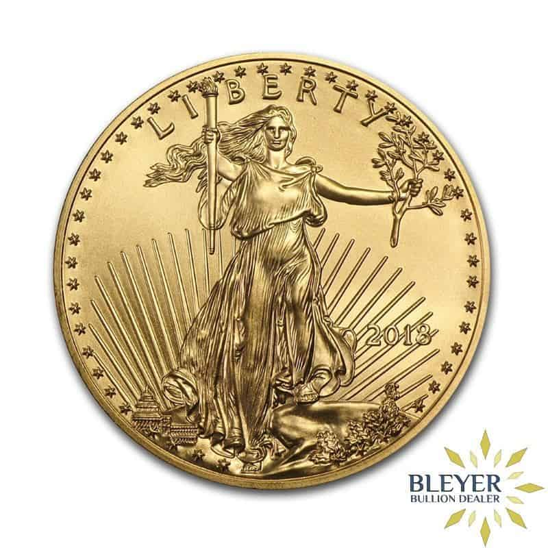 1/10oz Gold American Eagle Coin